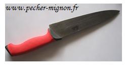 Couteau de tour
