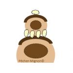 Religieuse chocolat2